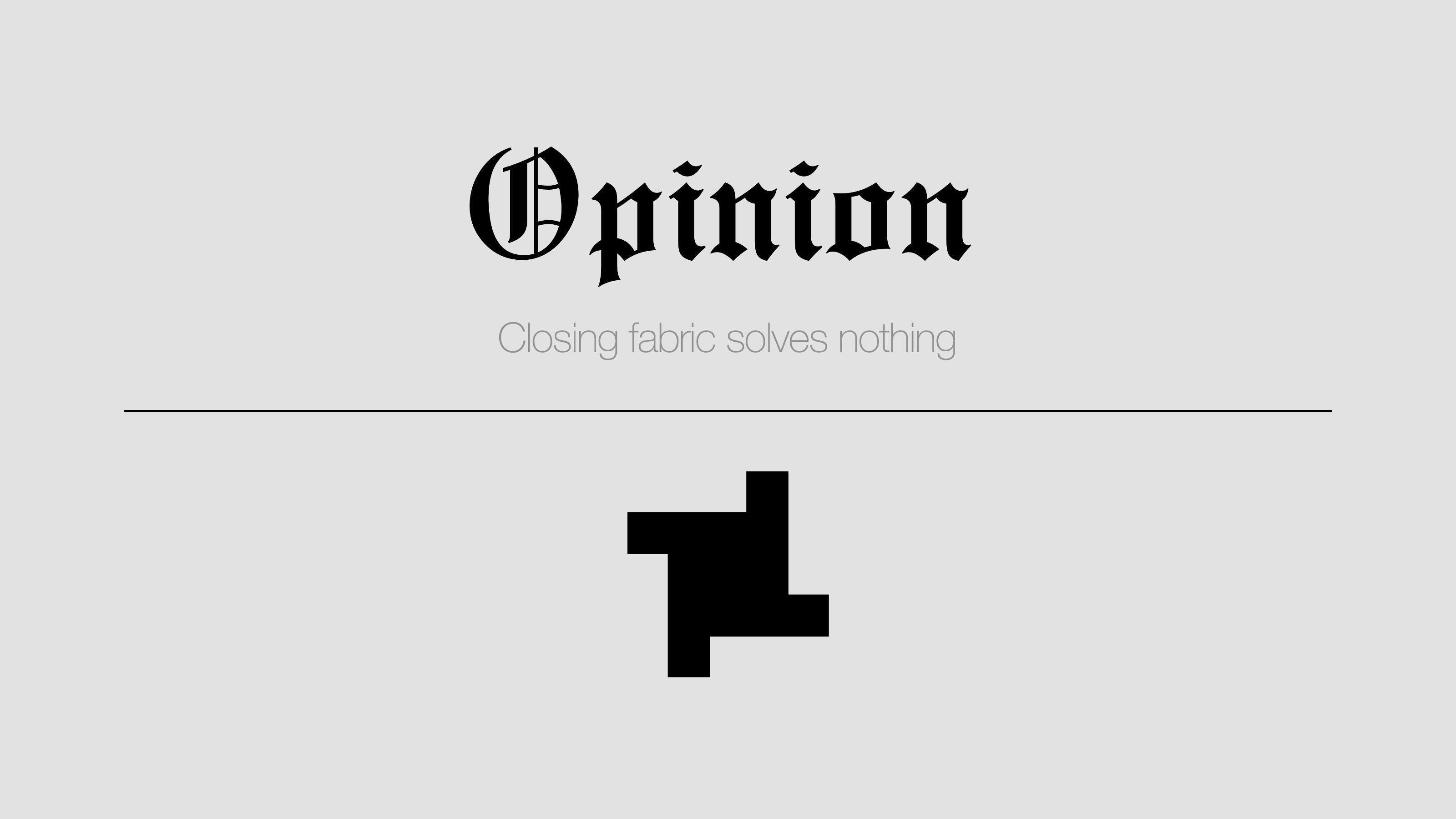 Opinion:fabric閉店について