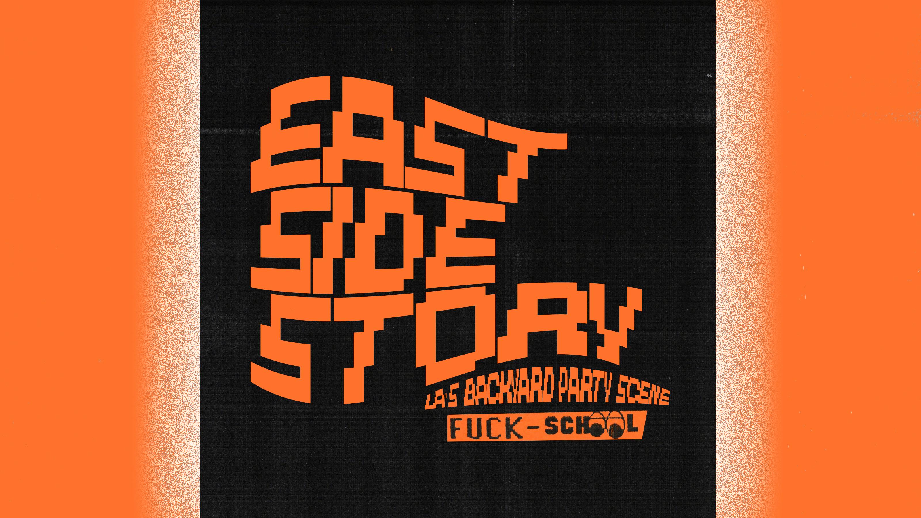 East Side story: LA's backyard party scene