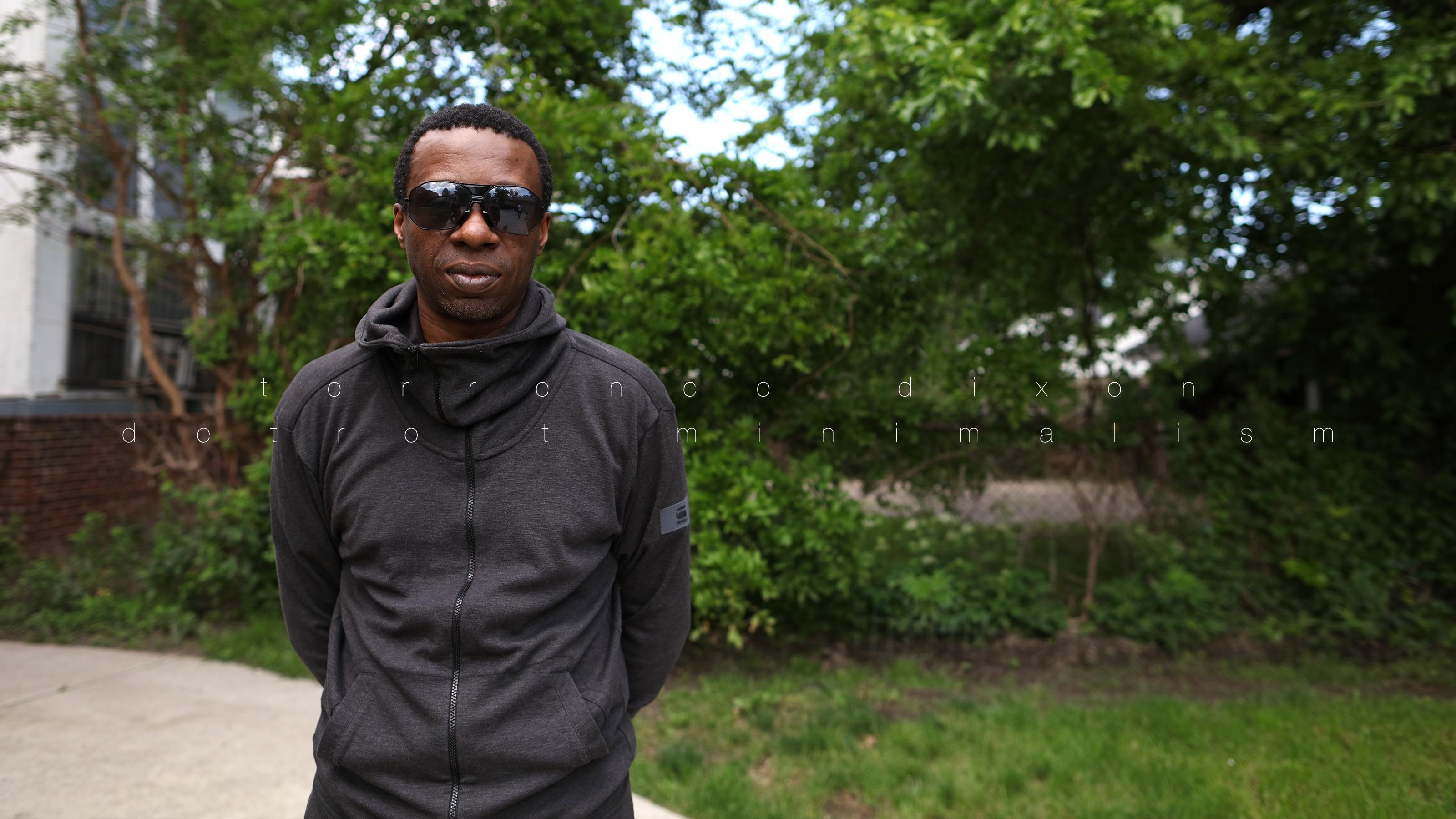 Terrence Dixon: デトロイト・ミニマリズム
