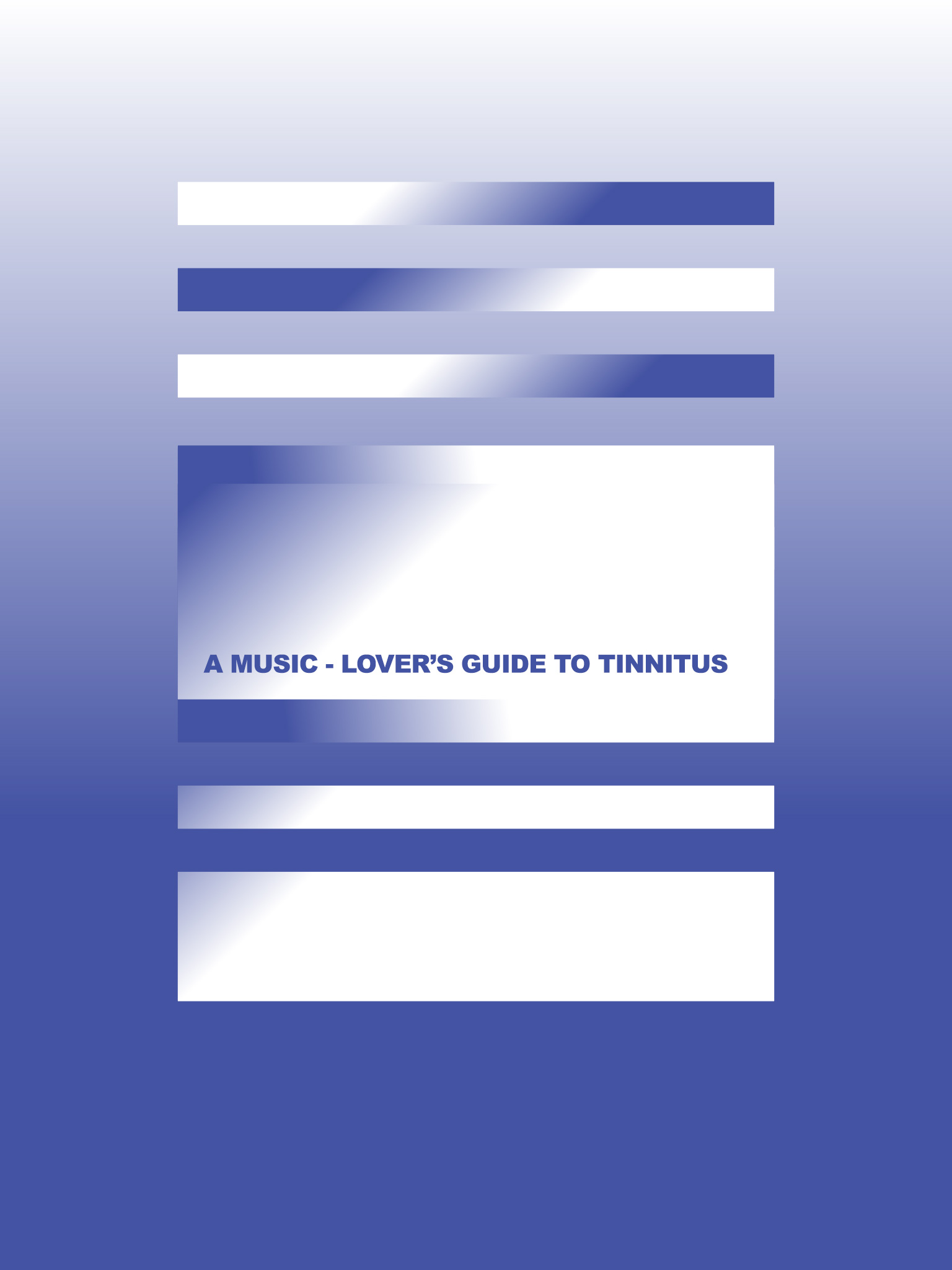 A music-lover's guide to tinnitus