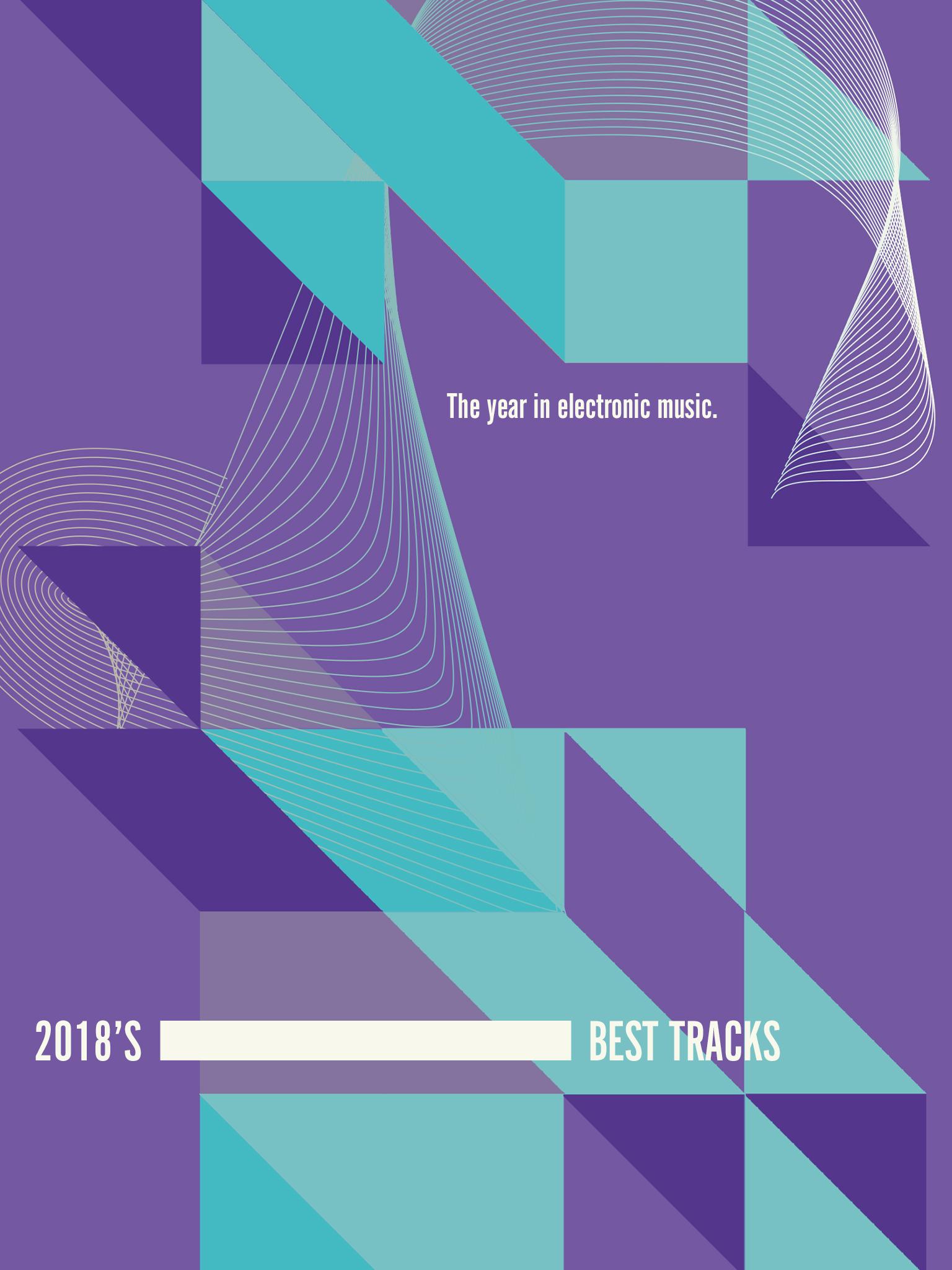 2018's Best Tracks