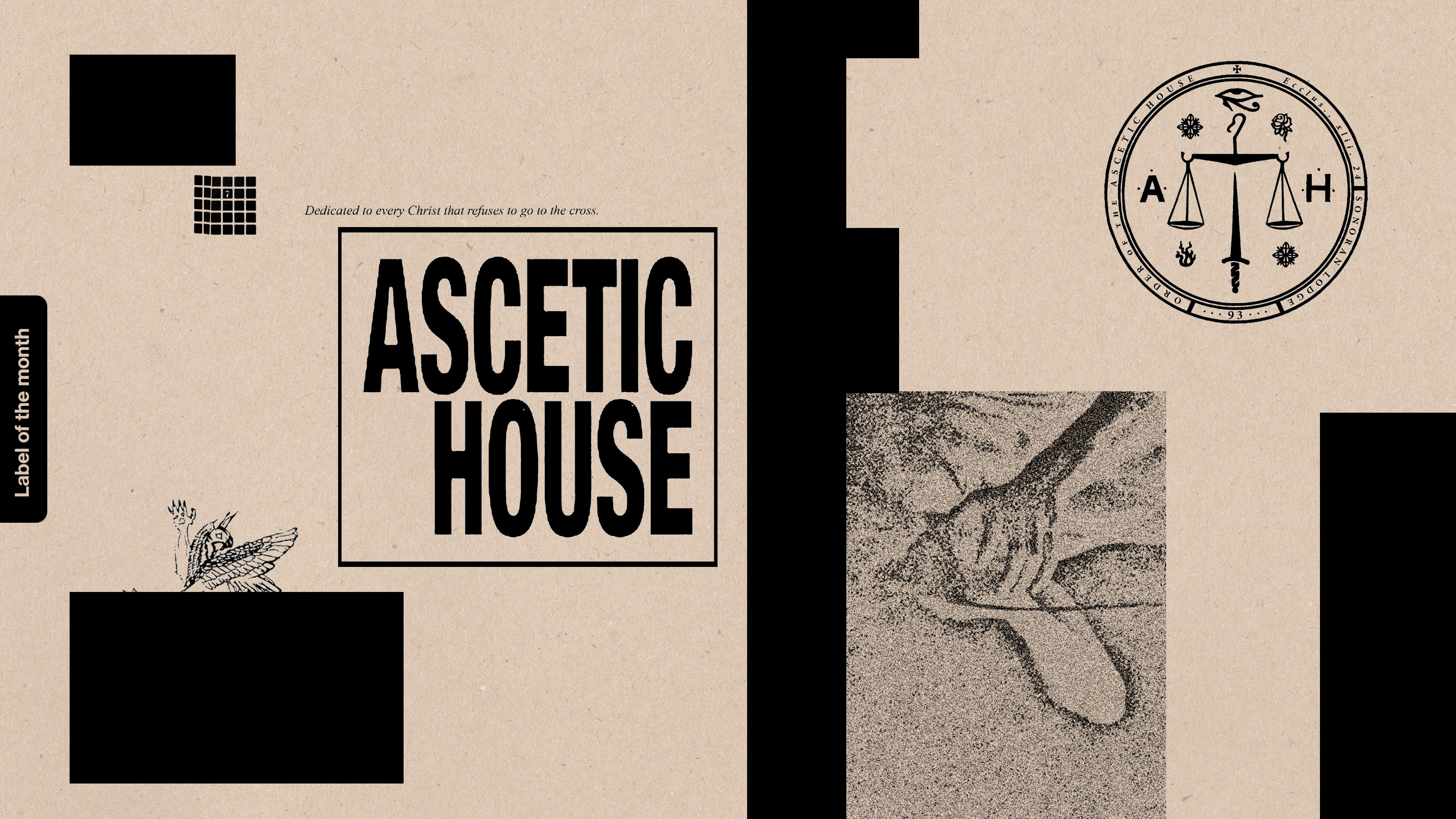 Label of the month: Ascetic House