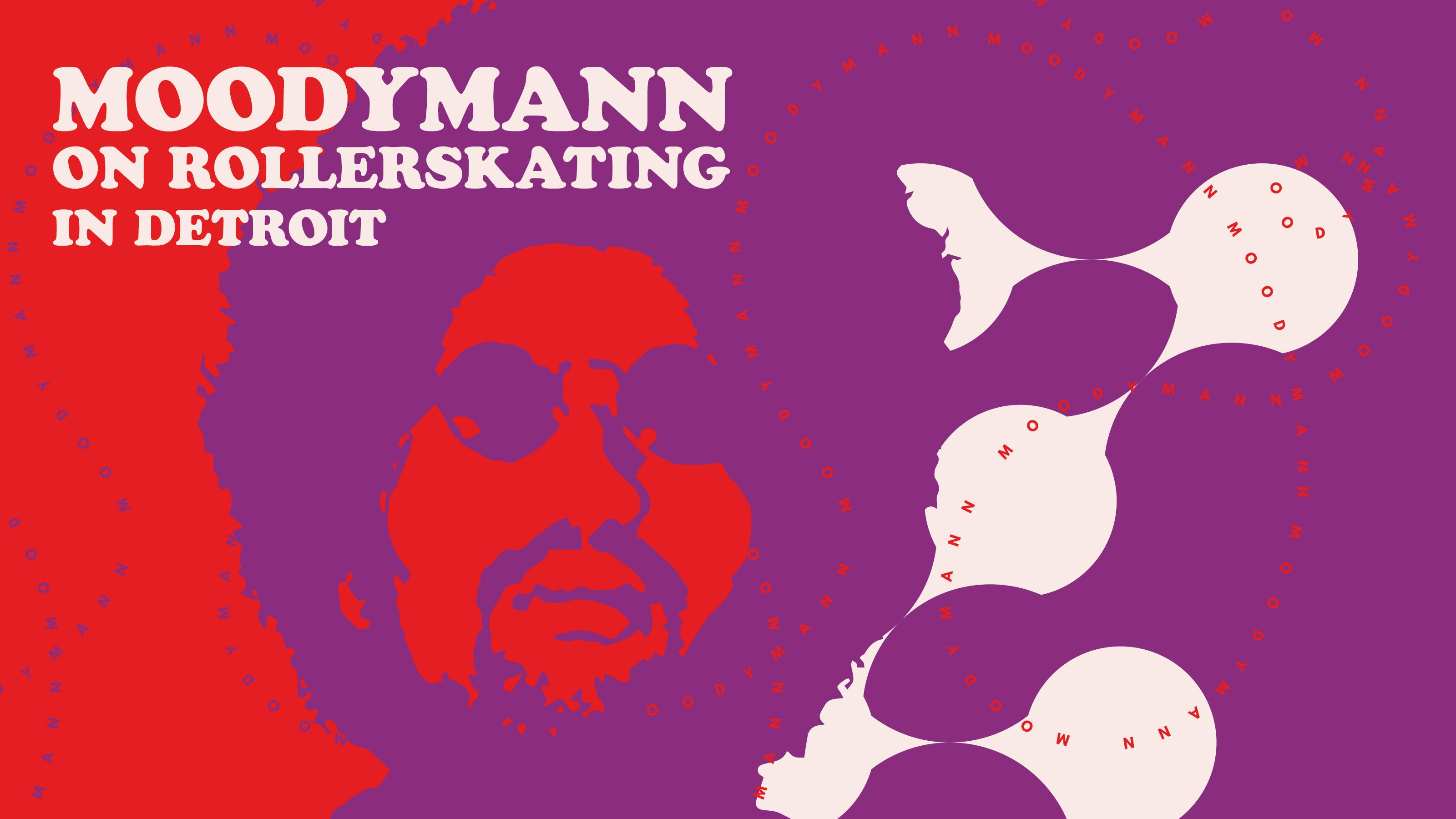 Moodymannが語るデトロイトのローラースケート・シーン