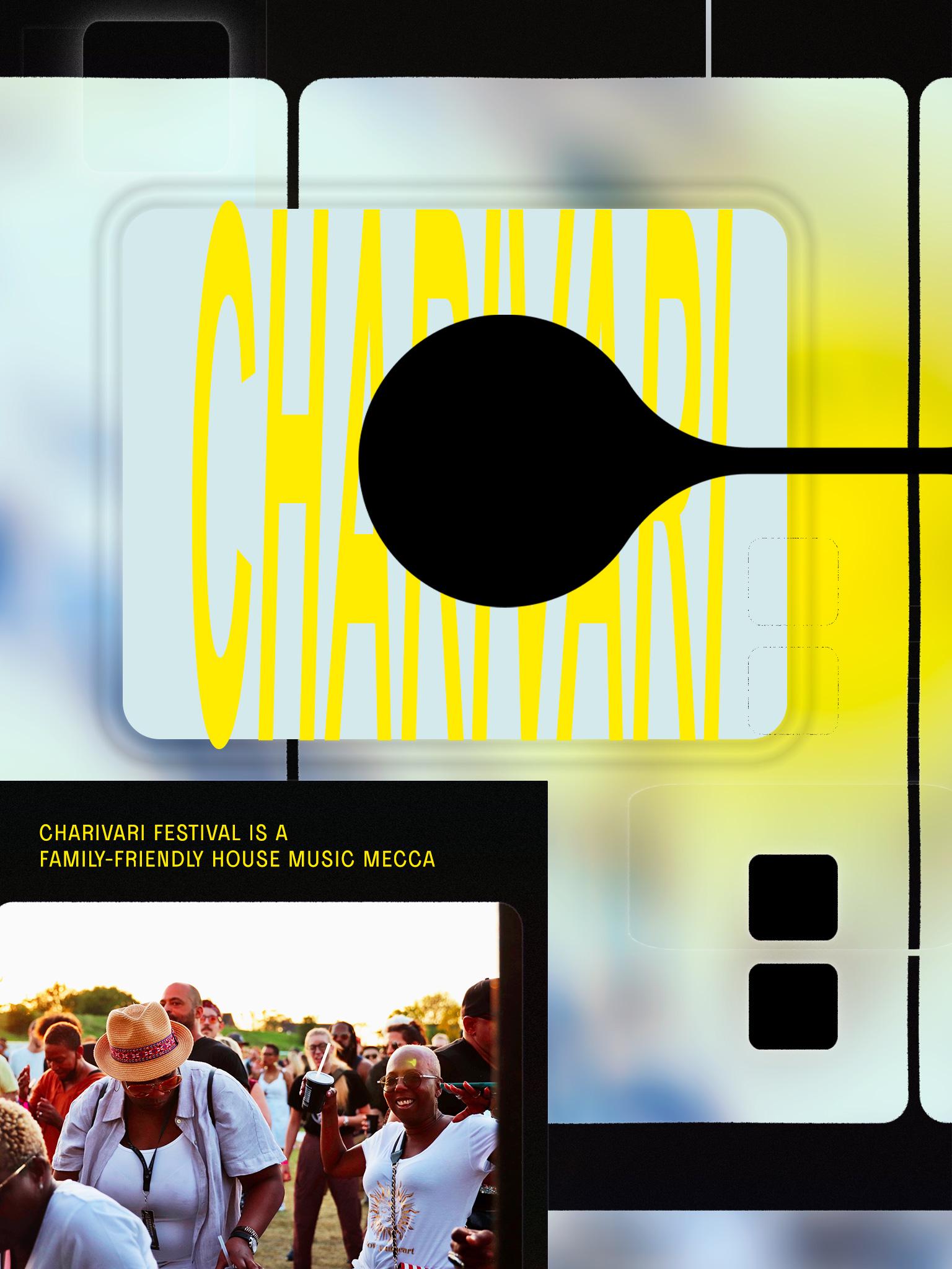 Charivari Festival Is a Family-Friendly House Music Mecca