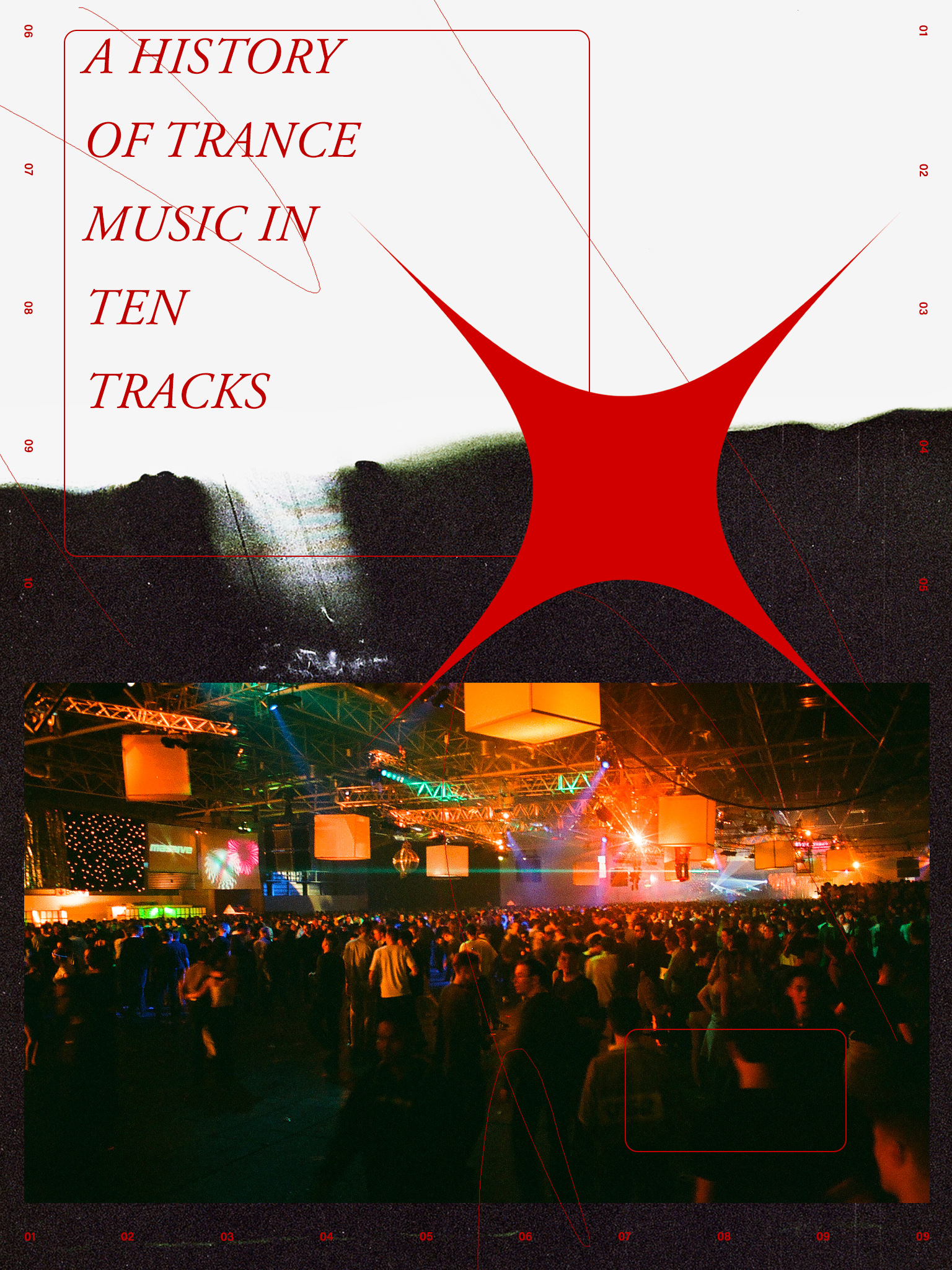 A History of Trance Music in Ten Tracks