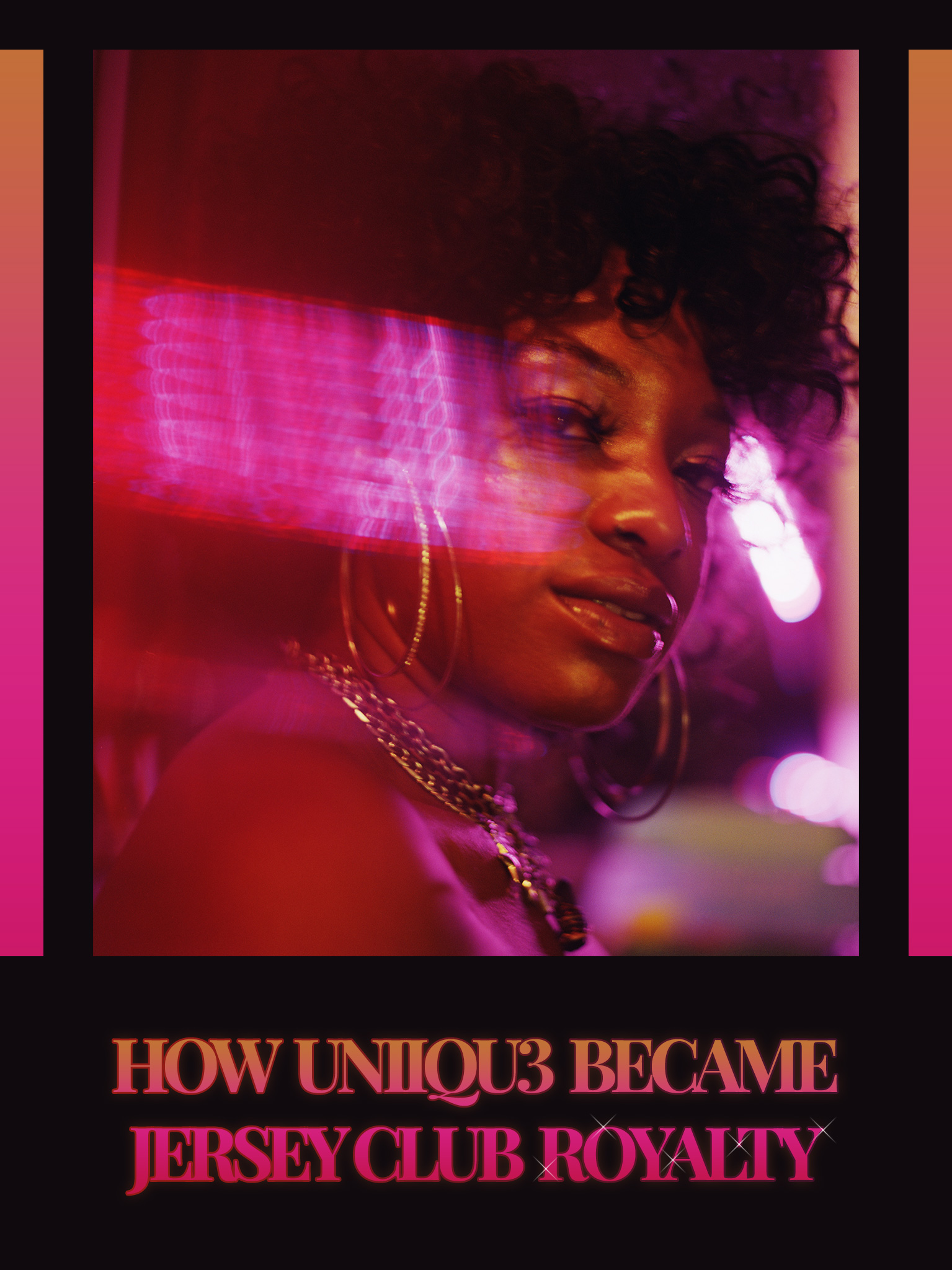 How UNIIQU3 Became Jersey Club Royalty