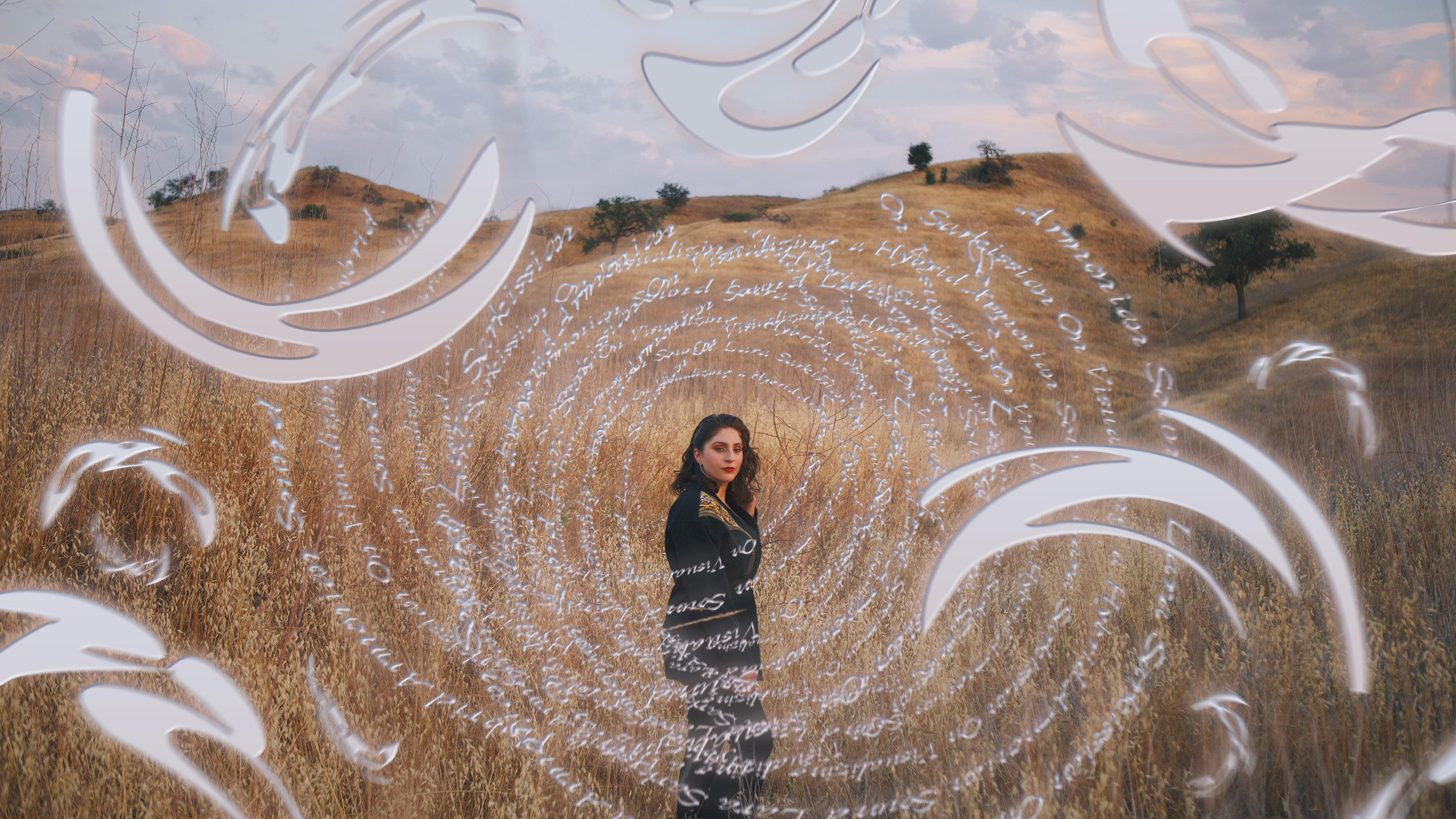 Lara Sarkissian On Visualizing a Hybrid Armenian Sound