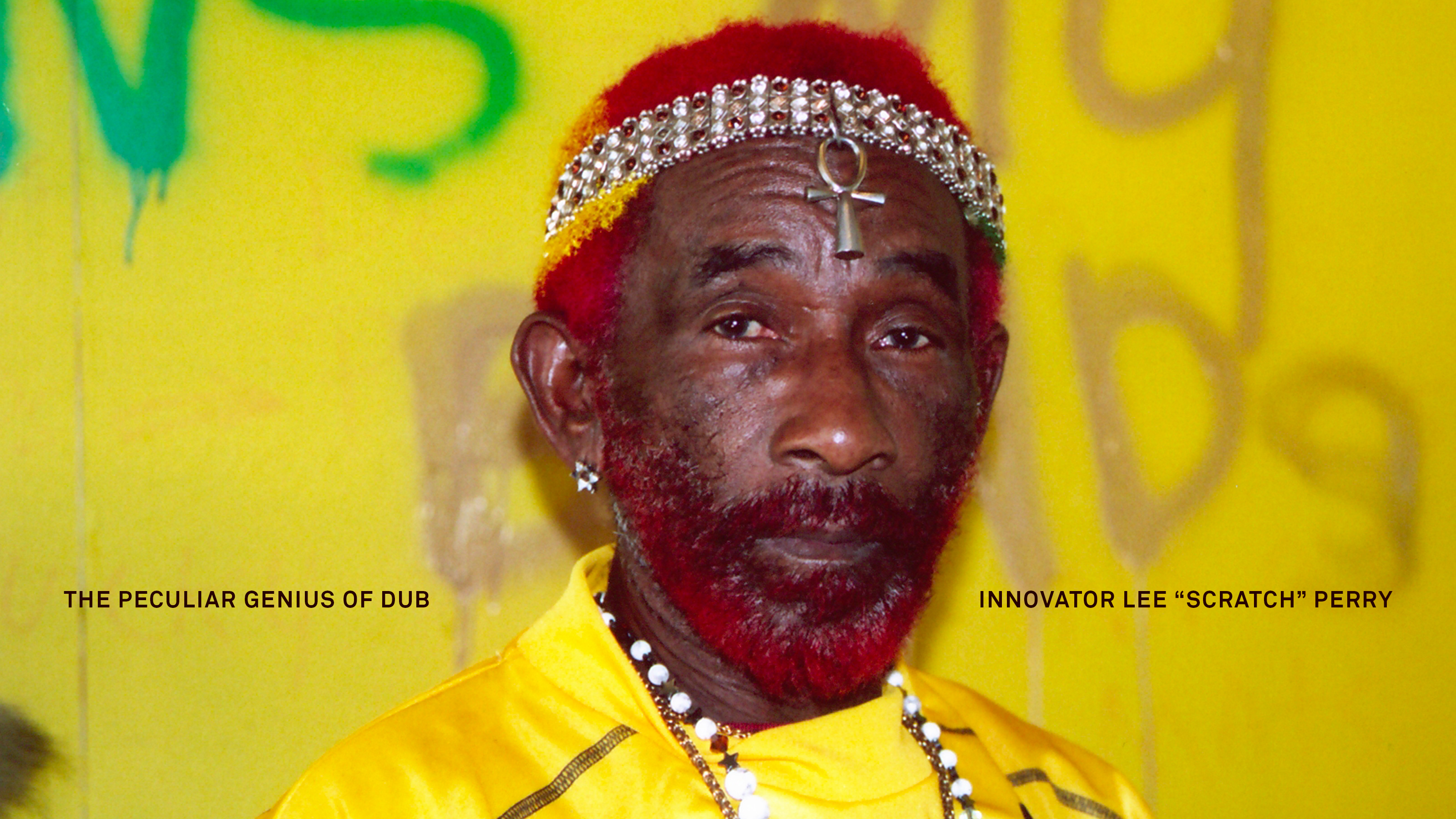 The Peculiar Genius of Dub Innovator Lee 'Scratch' Perry