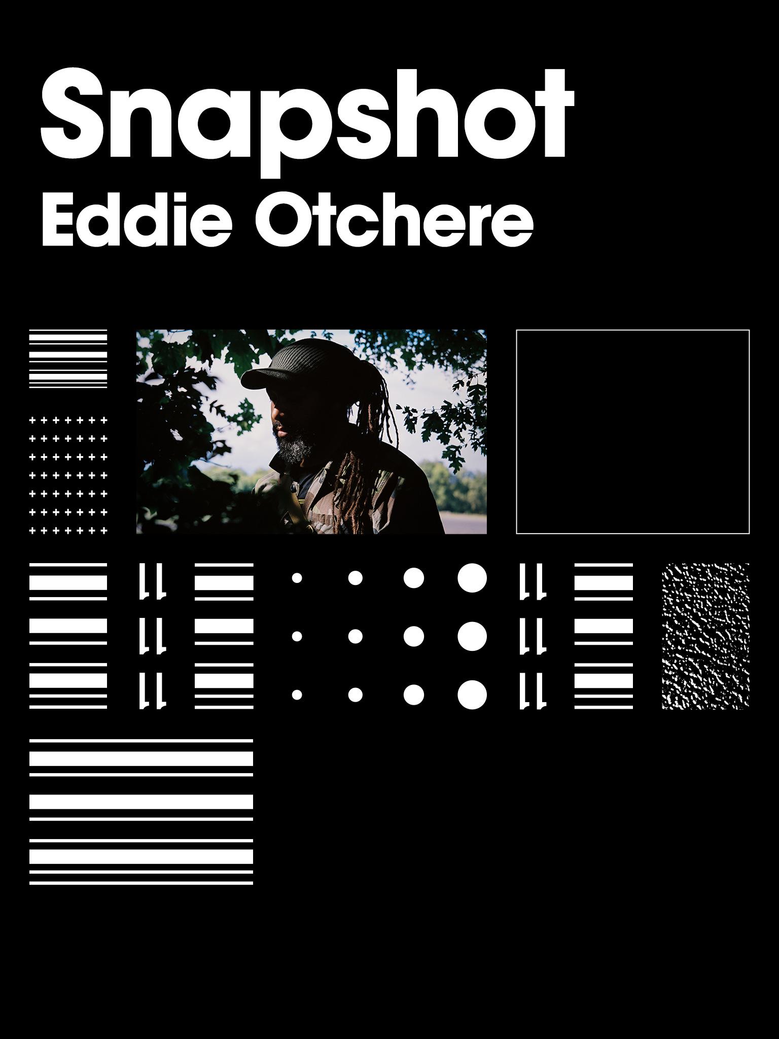 Snapshot: Eddie Otchere